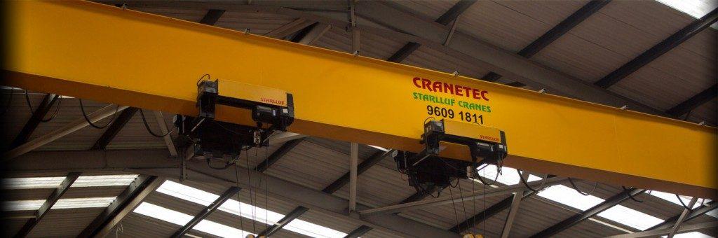 Custom Crane Manufacturer