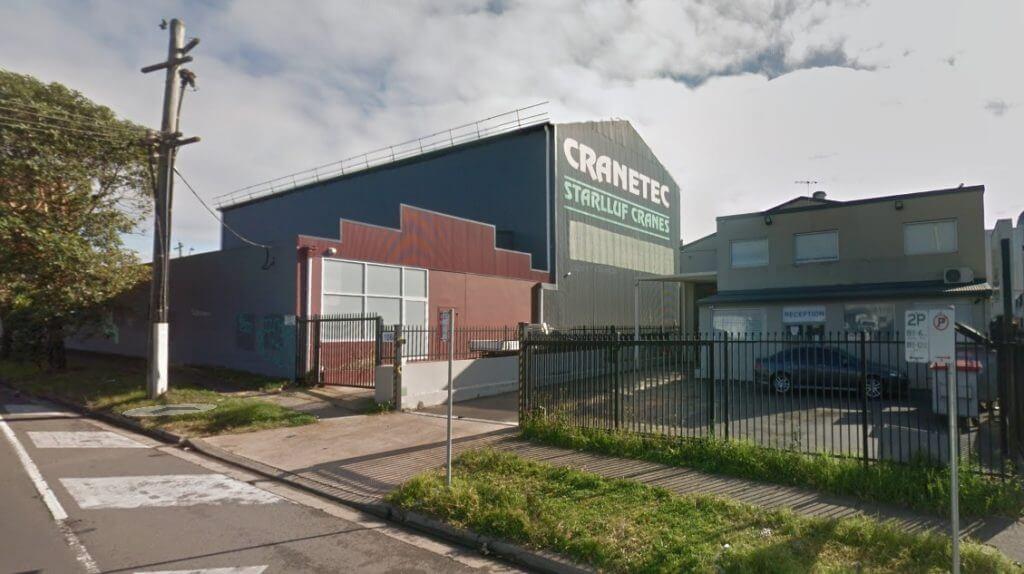 Contact us Cranetec